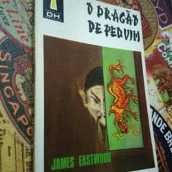 O dragão de Pequim - James Eastwood