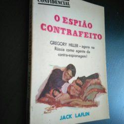 O espião contrafeito - Jack Laflin