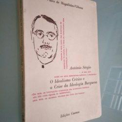 O idealismo crítico e a crise da ideologia burguesa - Vasco Magalhães