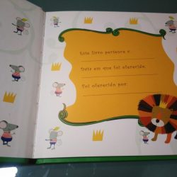 O rato e o leão (Era uma vez...) - Joana Quental / Ana Oom