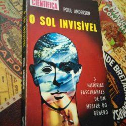O sol invisível - Poul Anderson