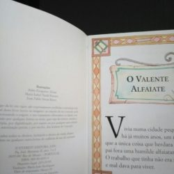 O valente alfaiate - Evereste Editora -