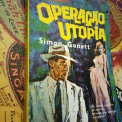 Operação utopia - Simon Ganett