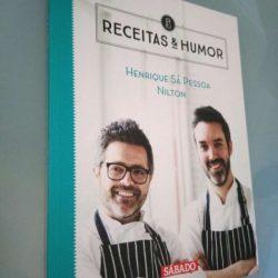 Receitas e humor - Henrique Sá Pessoa / Nilton