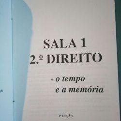 2.° direito (o tempo e a memória) - M. Madeira Piçarra