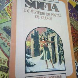 Sofia e o mistério do postal em branco - Marilyn Ezzell