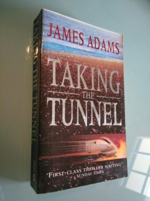 Taking the tunnel - James Adams