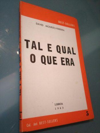 Tal e qual o que era (Lisboa - 1963) - Tal e qual o que era