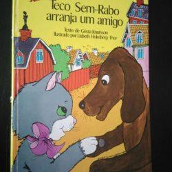 Teco Sem-Rabo arranja um amigo - Gösta Knutsson