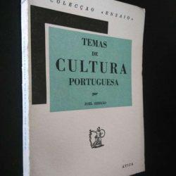 Temas de cultura portuguesa - Joel Serrão