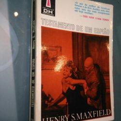 Testamento de um espião - Henry S. Maxfield