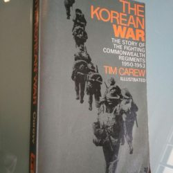 The Korean War - Tim Carew