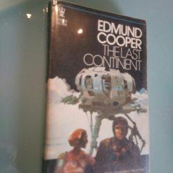 The last continent - Edmund Cooper