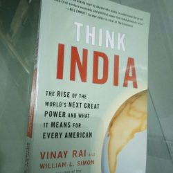 Think India - Vinay Ray / William L. Simon