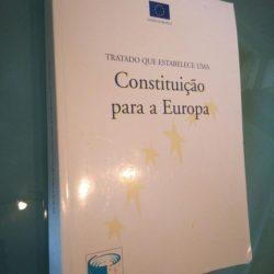 Tratado que estabelece uma Constituição para a Europa -