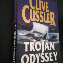 Trojan Odissey - Clive Cussler