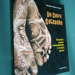 Um corpo estranho - Guacira Lopes Lobo