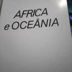 África e Oceânia (Edições Celbrasil) -