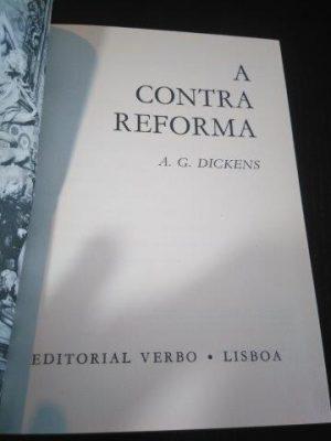 A Contra Reforma - A. G. Dickens