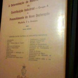 A determinação da matéria colectável da contribuição industrial - H. Q. Ferreira