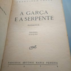 A garça e a serpente (1952) - Francisco Costa