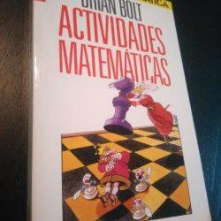 Actividades matemáticas - Brian Bolt