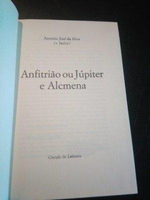 Anfitrião ou Júpiter e Alcmena - António José da Silva (o Judeu)