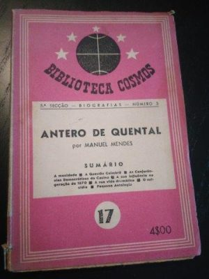 Antero de Quental - Manuel Mendes