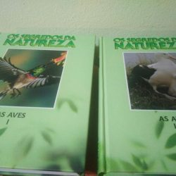 As aves - Vols. I e II -
