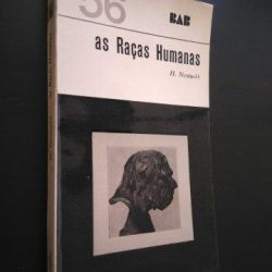 As raças humanas - H. Nesturkh