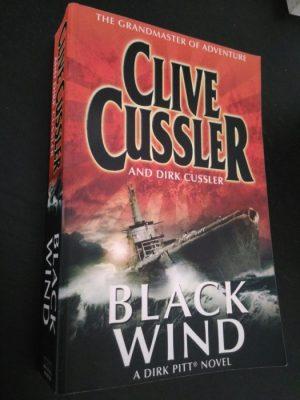 Black Wind - Clive Cussler