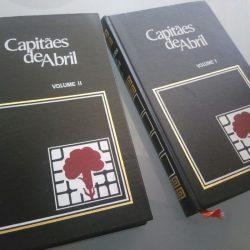 Capitães de Abril - volumes 1 e 2 -