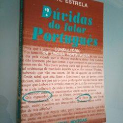 Dúvidas do Falar Português - Edite Estrela