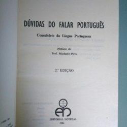 Dúvidas do falar português (2.ª edição) - Edite Estrela