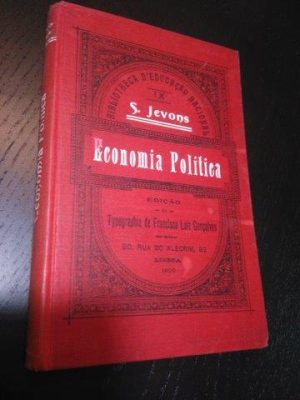 Economia Política - S. Jevons