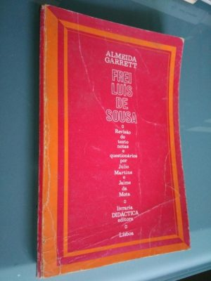 Frei Luís de Sousa (Livraria Didáctica) - Almeida Garrett
