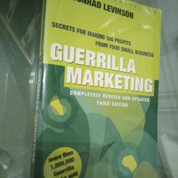 Guerrilla Marketing - Jay Conrad Levinson