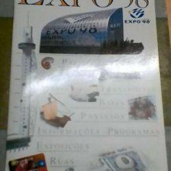 Guia da exposição mundial de Lisboa Expo'98 -