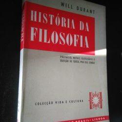 História da Filosofia - Will Durant