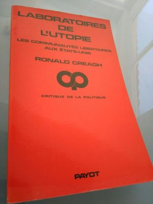 Laboratoires de l'Utopie - Ronald Creagh