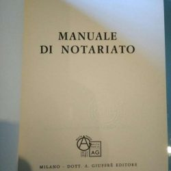 Manuale di notariato - Marcello di Fabio