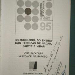 partir e virar - José Sacadura / Vasconcelos