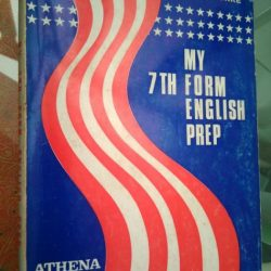 My 7th form english prep - Manuel Torre