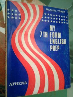 My 7th form english prep - Manuel Torre