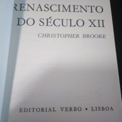 O renascimento do século XII - Christopher Brooke