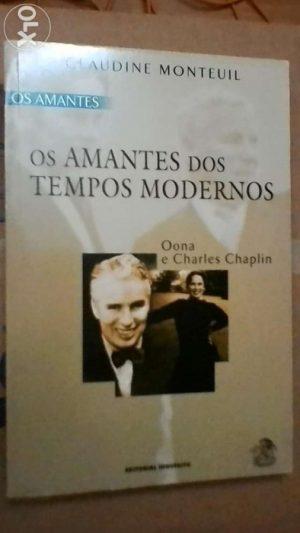 Os amantes dos tempos modernos (Oona e Charles Chaplin) - C. Monteuil