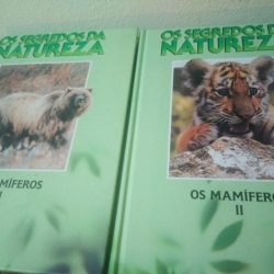 Os mamíferos- Vols. I e II -