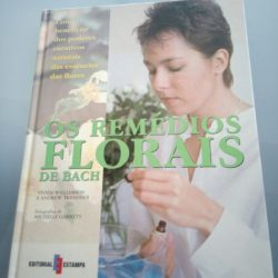 Os remédios florais de Bach -