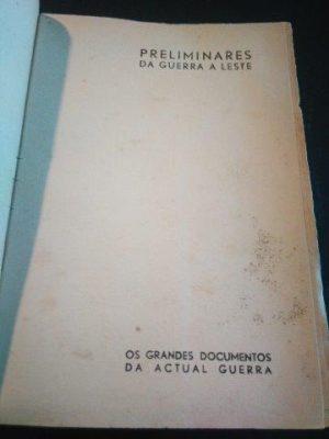 Preliminares da guerra a leste - Grigore Gafencu