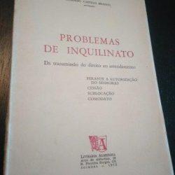 Problemas de inquilinato - Deusdado Castelo Branco